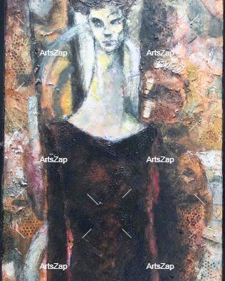 Autoportrait, 2011 – Réginal PARIS